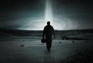 An image from Interstellar