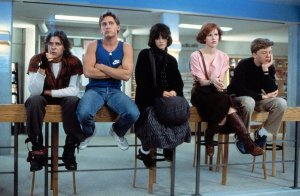 An image from The Breakfast Club