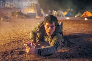 An image from Maze Runner: The Scorch Trials