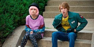 An image from Me and Earl and the Dying Girl