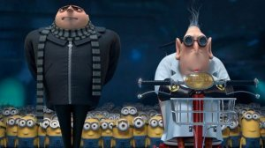 An image from OUTDOOR SCREENING: Despicable Me