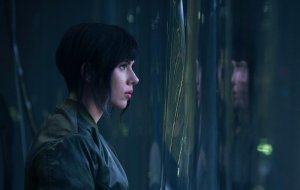 An image from Ghost in the Shell