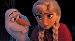 An image from Frozen (Singalong)