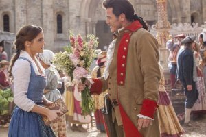An image from Beauty and the Beast