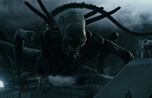 An image from Alien: Covenant