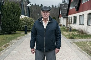 An image from A Man Called Ove