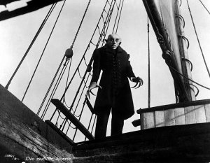 An image from Nosferatu