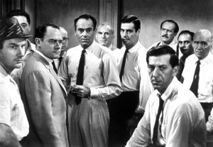 An image from 12 Angry Men
