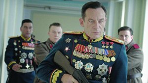 An image from The Death of Stalin