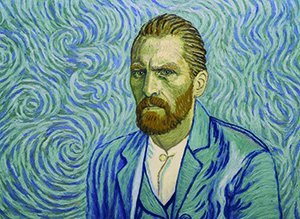 An image from Loving Vincent