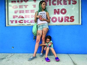 An image from The Florida Project