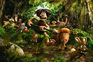 An image from Early Man