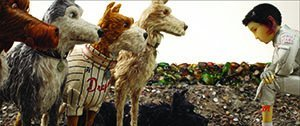 An image from Isle of Dogs
