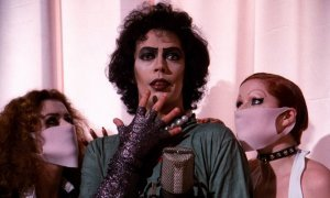 An image from The Rocky Horror Picture Show