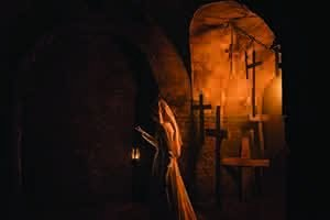An image from The Nun