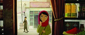 An image from The Breadwinner