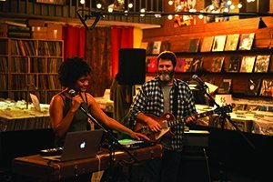 An image from Hearts Beat Loud