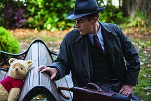 An image from Christopher Robin