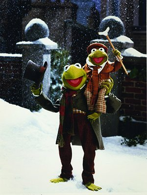An image from The Muppet Christmas Carol