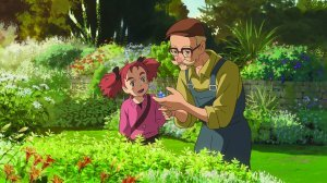 An image from Mary and the Witch's Flower