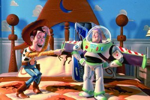 An image from BIG SCREENING: Toy Story