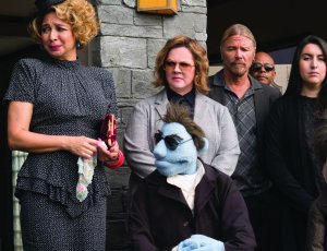 An image from The Happytime Murders