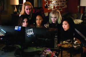 An image from Ocean's 8