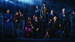 An image from Fantastic Beasts: The Crimes of Grindelwald