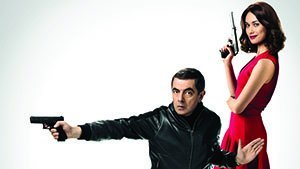 An image from Johnny English Strikes Again