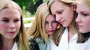 An image from The Virgin Suicides