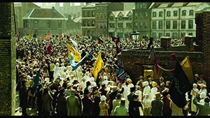 An image from Peterloo