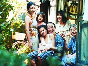 An image from Shoplifters