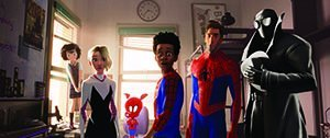 An image from Spider-Man: Into the Spider-Verse