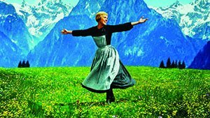 An image from The Sound of Music