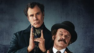 An image from Holmes & Watson