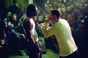 An image from 8 Mile