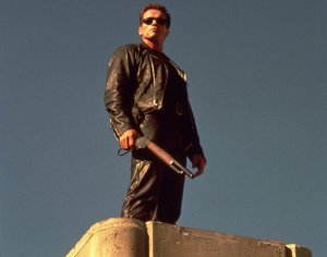 An image from Terminator 2: Judgement Day