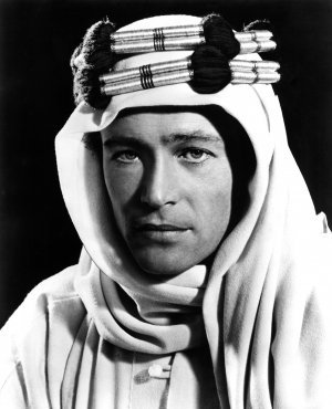 An image from Lawrence of Arabia