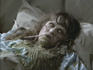 An image from The Exorcist