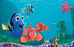 An image from OUTDOOR SCREENING: Finding Nemo