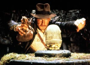 An image from Indiana Jones: Raiders of the Lost Ark