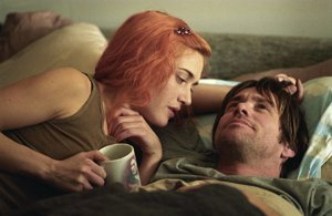 An image from Eternal Sunshine of the Spotless Mind