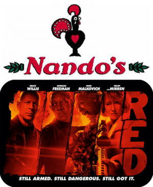 Nandos and RED