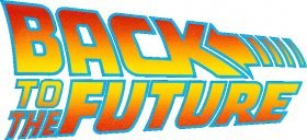 Back to the Future title